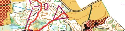 JWOC 2019 middle qualification (10/07/2019)